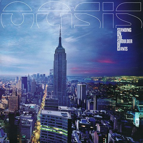 Oasis - Standing on the Shoulder of Giants [LP]