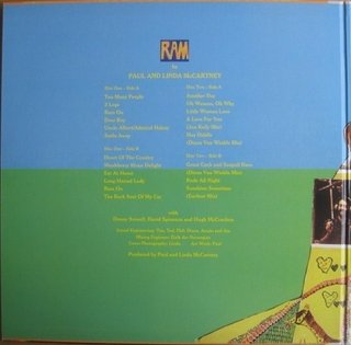 Paul & Linda McCartney - RAM [LP Duplo + MP3] na internet