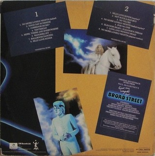 Paul McCartney - Give My Regards to Broad Street [LP] na internet