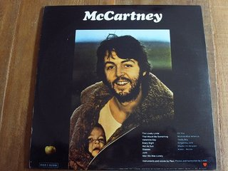 Paul McCartney - McCartney [LP] - comprar online