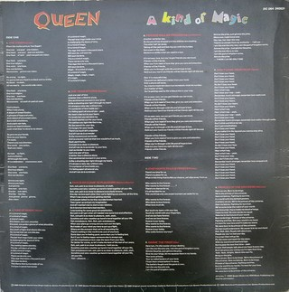 Queen - A Kind Of Magic [LP] - loja online