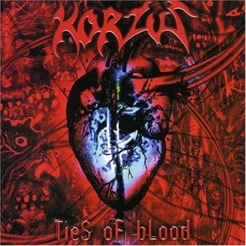 Korzus ‎– Ties Of Blood [LP]