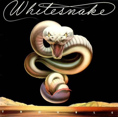 Whitesnake - Trouble [LP]