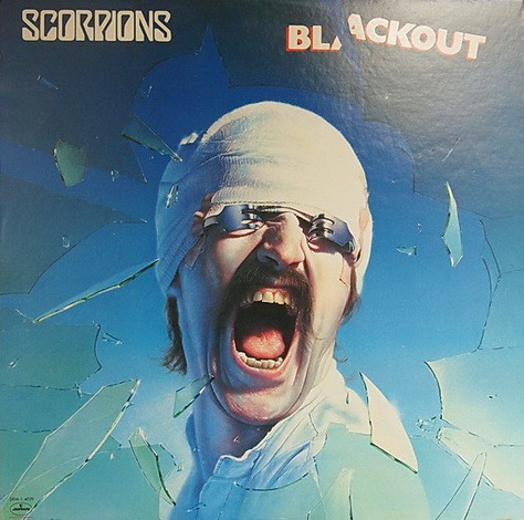 Scorpions - Blackout [LP]
