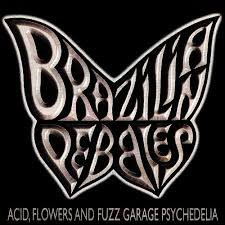 Brazilian Peebles - Vol. I (Acid Flowers and Fuzz Garage Psychedelia) [CD]