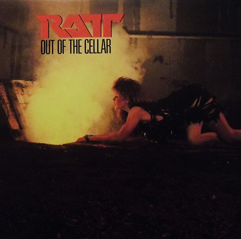 Ratt - Out Of The Cellar [LP]