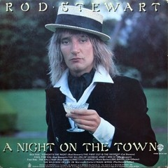 Rod Stewart - A Night On The Town [LP]