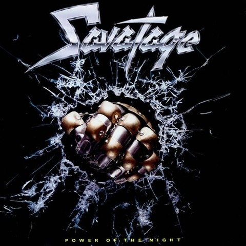 Savatage - Power Of The Night (1985) [LP]
