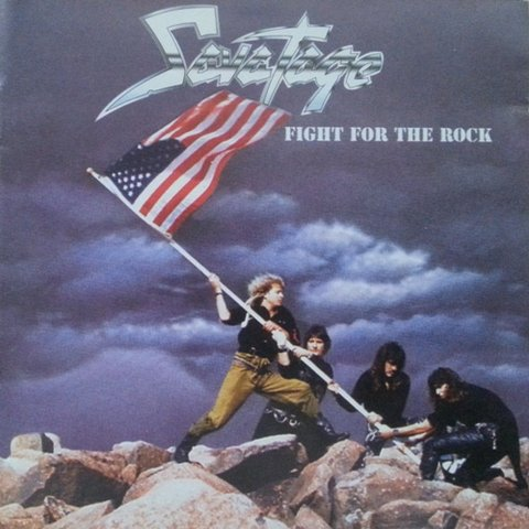 Savatage - Fight For The Rock [LP]