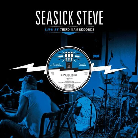 Seasick Steve - Live at Third Man Records [LP]