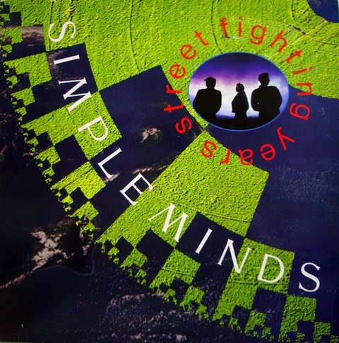 Simple Minds - Street Fighting Years [LP]