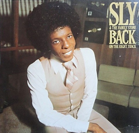 Sly & The Family Stone - Back On The Right Track [LP]