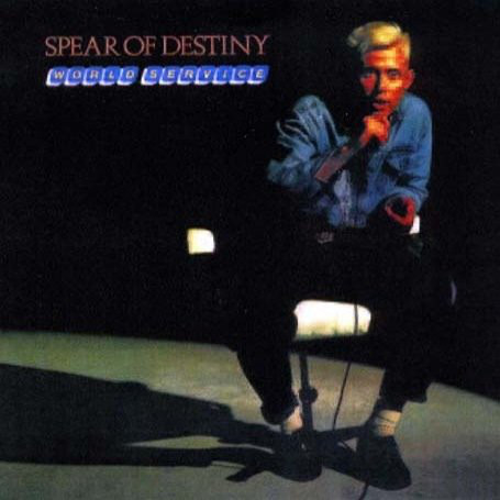 Spear Of Destiny - World Service [LP] - comprar online