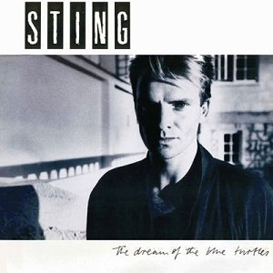 Sting ‎– The Dream Of The Blue Turtles [LP]