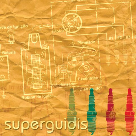 Superguidis - Superguidis [CD]