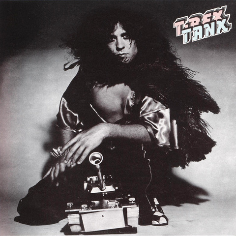 T.Rex - Tanx [LP + Poster + MP3]