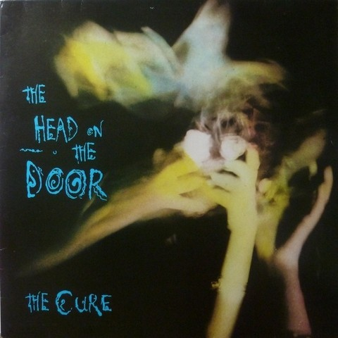 Cure - The Head On The Door [LP] - comprar online