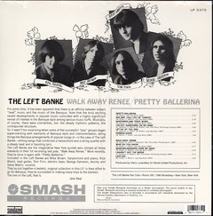 Left Banke - Walk Away Renée / Pretty Ballerina [LP]