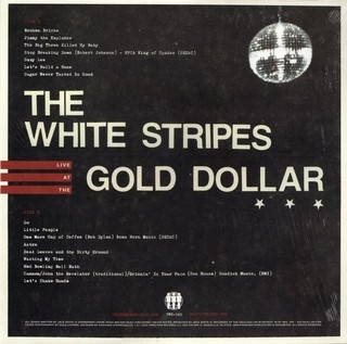 White Stripes - Live at the Gold Dollar Vol. III [LP] na internet