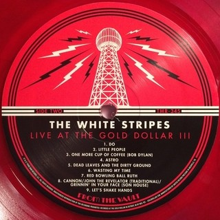 Imagem do White Stripes - Live at the Gold Dollar Vol. III [LP]