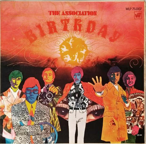 Association ‎– Birthday [LP]
