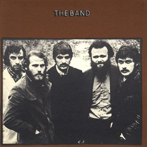 The Band ‎– The Band [LP]