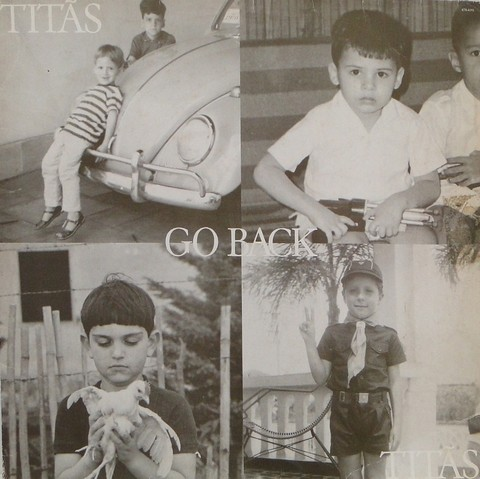 Titãs - Go Back [LP]