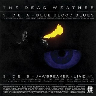 Dead Weather - Blue Blood Blues [Compacto] - comprar online