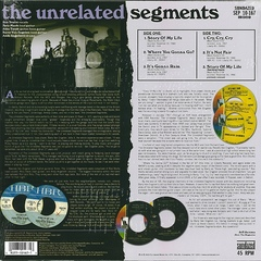 "Unrelated Segments - The Unrelated Segments EP [10""]"