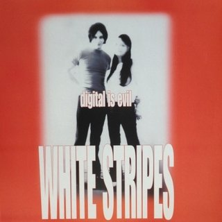 White Stripes - Digital Is Evil [LP] - comprar online