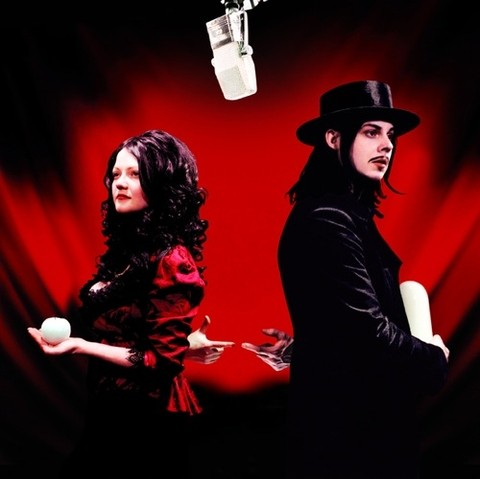 White Stripes - Get Behind Me Satan [CD]