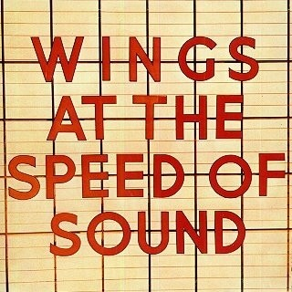 Wings - Wings At The Speed of Sound [LP] - comprar online