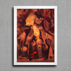 Paul Klee - A Young Ladys Adventure - comprar online