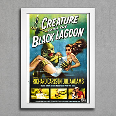 Poster Creature From The Black Lagoon