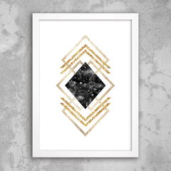 Poster Abstract Elegant II - comprar online