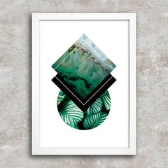 Poster Abstract Tropical I - comprar online