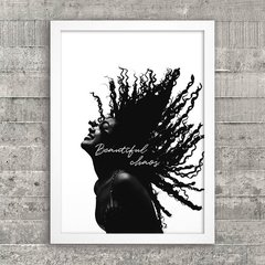 Poster Beautiful Chaos - comprar online