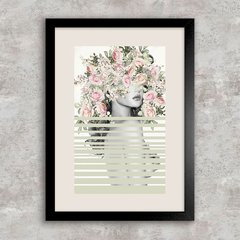 Poster Bloom Girl - comprar online