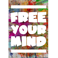 Imagem do Poster Free Your Mind