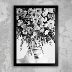 Poster Thinking in flowers