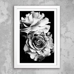 Poster Two Roses - comprar online