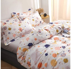 Tendido Duvet Planetas Colores en internet