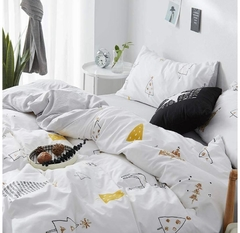Tendido Duvet Bello Encanto en internet
