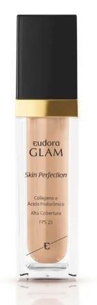 Base Líquida Skin Perfection 30ml [Glam - Eudora]