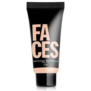 Base Líquida Facial 20ml [Faces - Natura]