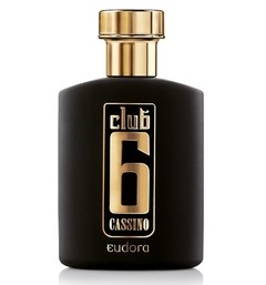 Club 6 Cassino Deo Colônia Masculina 95ml [Eudora]