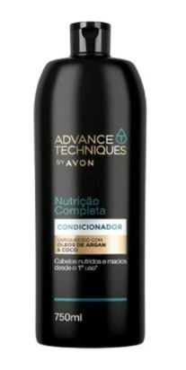 Condicionador Nutrição Completa 750ml [Advance Techniques - Avon]