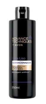 Condicionador Ultra Liso 250ml [Advance Techniques - Avon]