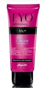 Balm DD Cream 80ml [Fyo - Jequiti]
