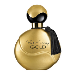 Colônia Desodorante Far Away Gold  [Avon]